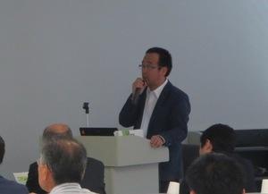 <いきもの共生事業所Ⓡ推進ガイドライン解説:伴 制度部会リーダー>
